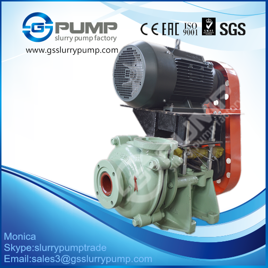 factory direct sale Easy operation A05 lining coal mining slurry pumps