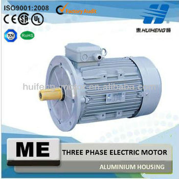 High efficiency standard three phase motor electric buy for Single phase motor efficiency