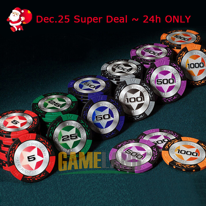 Star Casino Chips