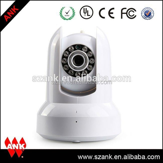 Wireless video ip camera full HD 720p cctv ip camera set for home security system
