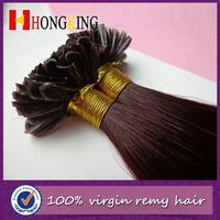 2014 Dark Auburn Hair Extension Qingdao