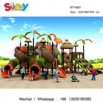 Kindergarten Eva Building Blocks Made In China Colourful Playground Kids Amut Park Model