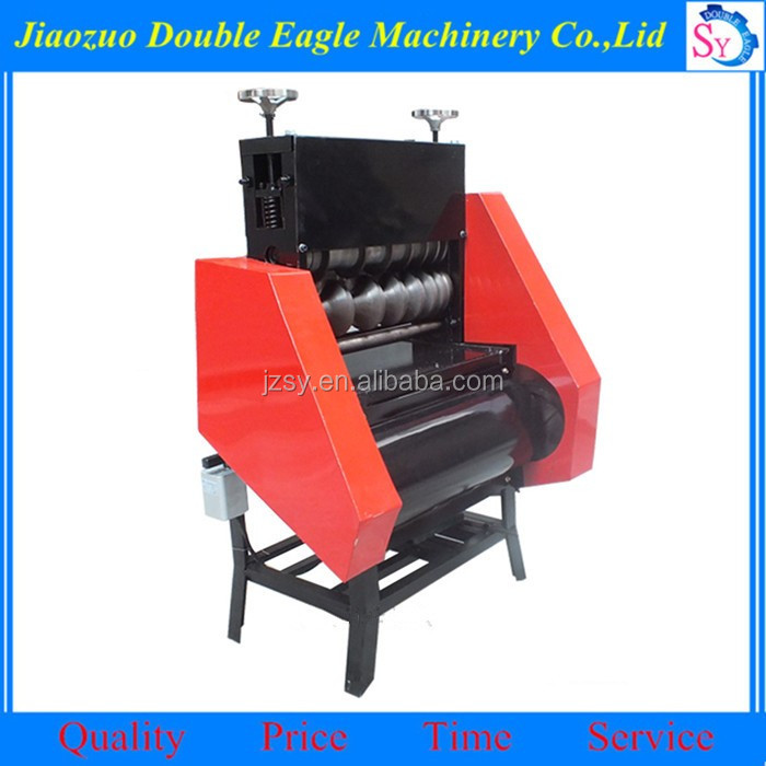 Industrial Waste Wire Stripping Machine/copper Wire Cable Peeling ...