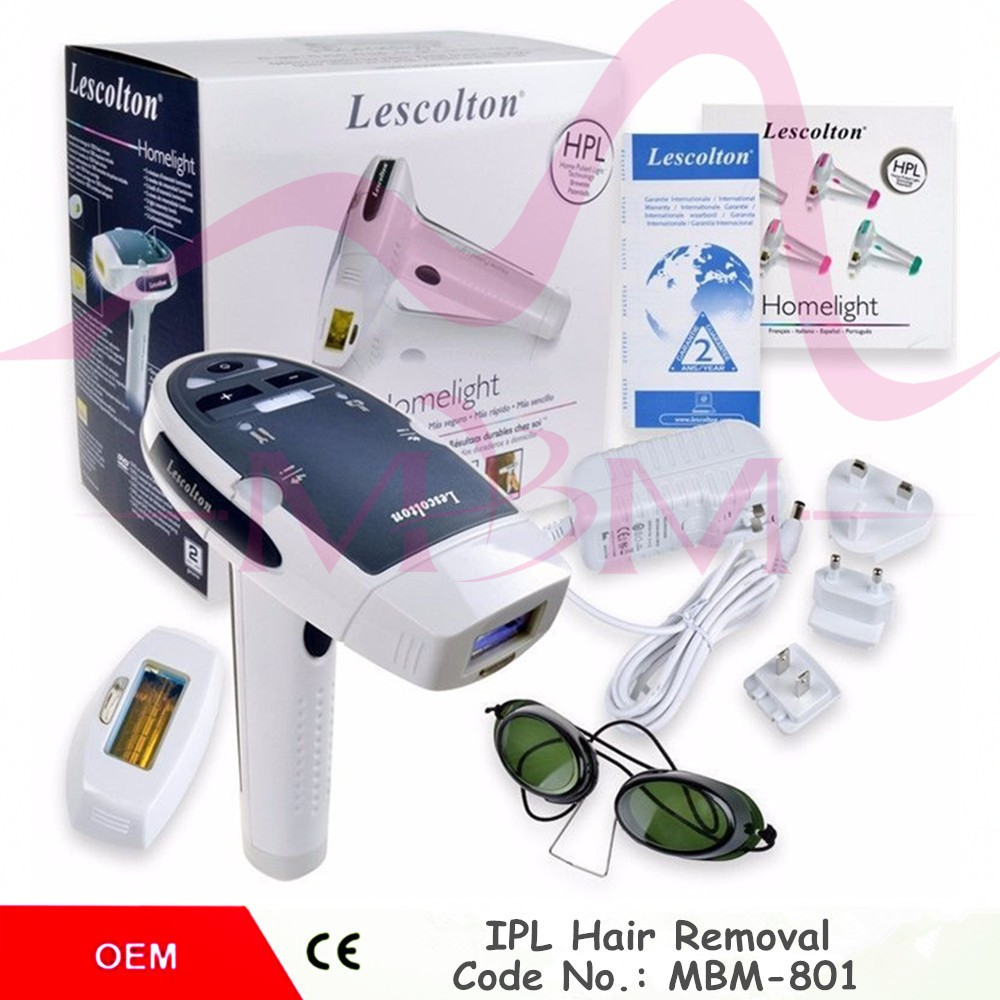Zhengzhou Gree Well Home-use IPL Epilator Permanent Laser Hair Removal No Pain Depilation