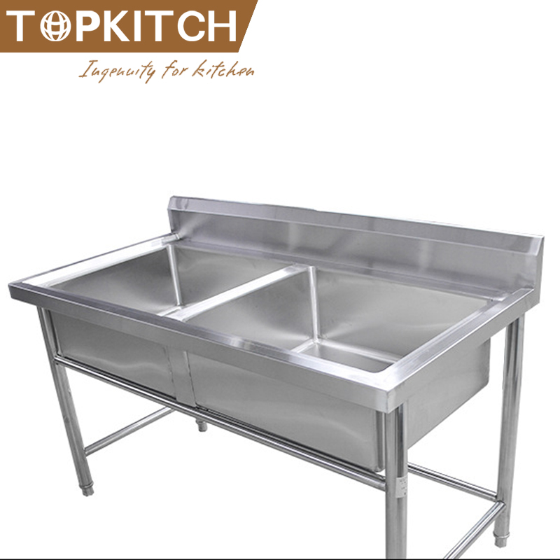 Stainless Steel Commercial Kitchen Sinks Free standing stainless steel kitchen sink wholesale kitchen sink free standing stainless steel kitchen sink wholesale kitchen sink suppliers alibaba workwithnaturefo
