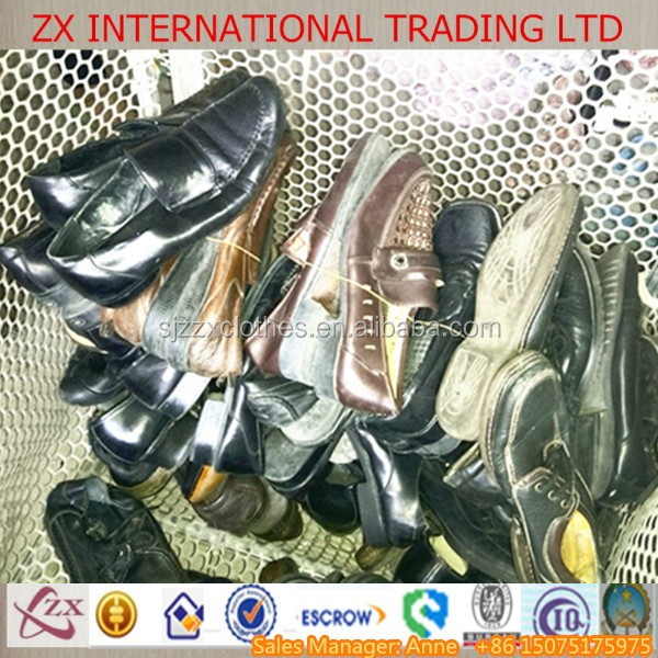 Wholesale Used Shoes Own Factory Very Low Price