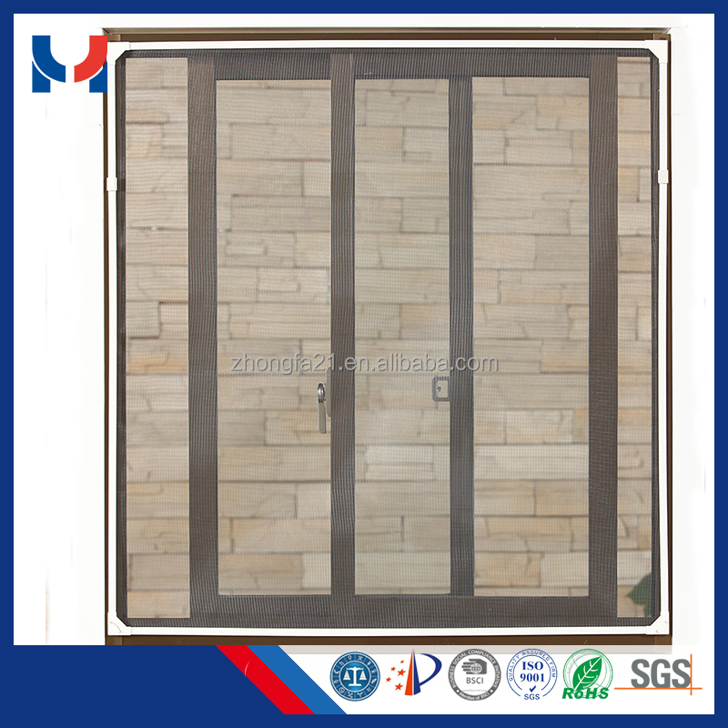 Chain store popular patent DIY transparent insect screen