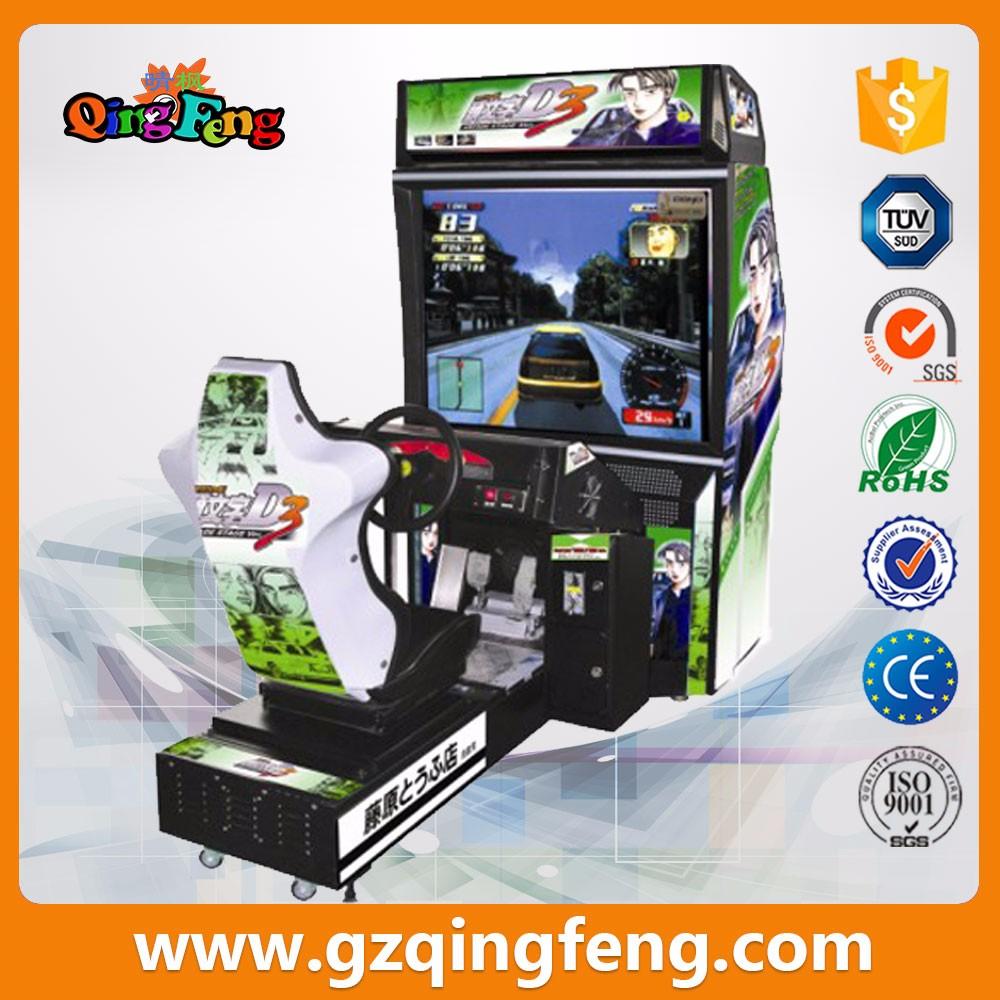 Initial D Stage 3 Arcade Machine, Initial D Stage 3 Arcade Machine ...