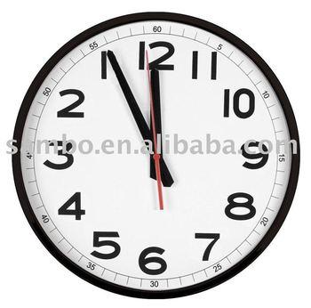 b80ebce6d20 Anti-horário Relógio De Parede Mecanismo Mecânico - Buy Anti - No ...