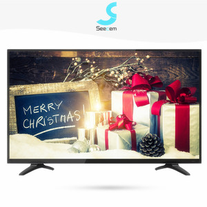 Smart tv suitable size 32inch led tv go with mouse & keyboard
