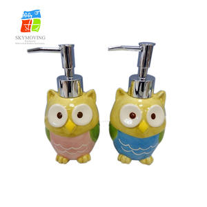 Quality Guarantee New Style animal shape soap dispenser