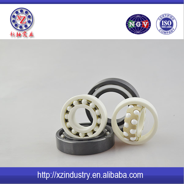608 hybrid ceramic ZrO2 skate long board scooter wheel hybrid bearing