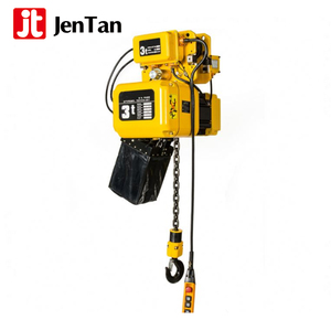 JenTan 5T chain hoist,crane,3T manual monorail hoist,crab,electric chain hoist