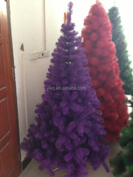 gallery of ft purple christmas tree ft pine needle tree purple pine needle artificial christmas tree with 6 ft artificial christmas tree - Purple Christmas Tree