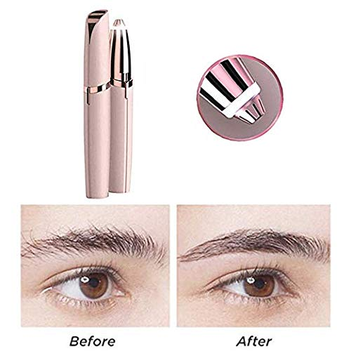 Best OEM Mini USB Epilator Shaver Electric Painless Eyebrow Hair Remover for Women