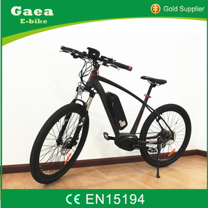 Gaea good quality wholesale new bikes bafang max mid drive system racing  electric bike