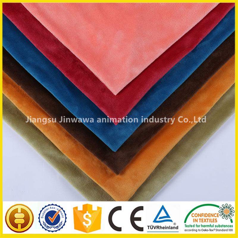 Low Price thailand strong bulk ef velboa fabric Manufacturer Supplier