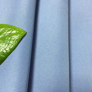 Cotton twill golf jacket fabric dyed uniform fabric