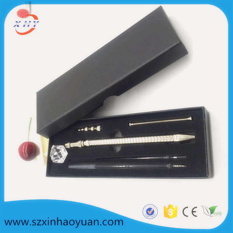 Fancy Luxury Fidget Pen, Custom Think Ink Pen For Promotion Gift
