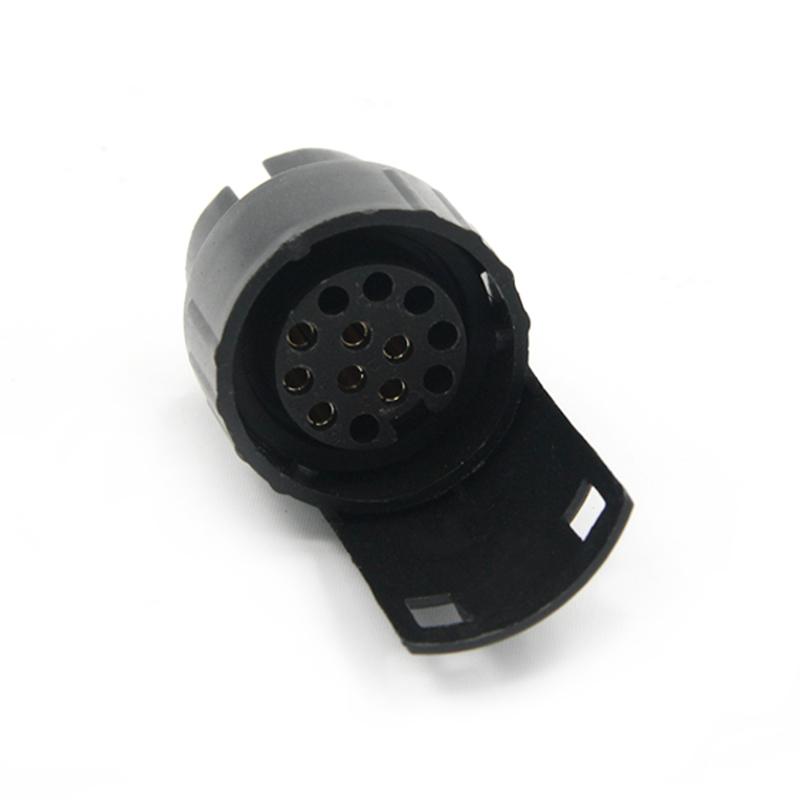 Высокое качество 12 В от 7 до 13 контакт. адаптер электрический преобразователь грузовик прицеп разъем бесплатная доставка