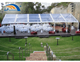 Outdoor clear roof transparent marquee luxury party tent for wedding events