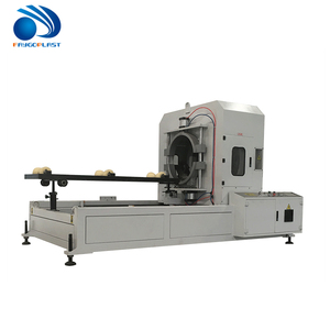 China supplier double pipe automatic belling expanding machine