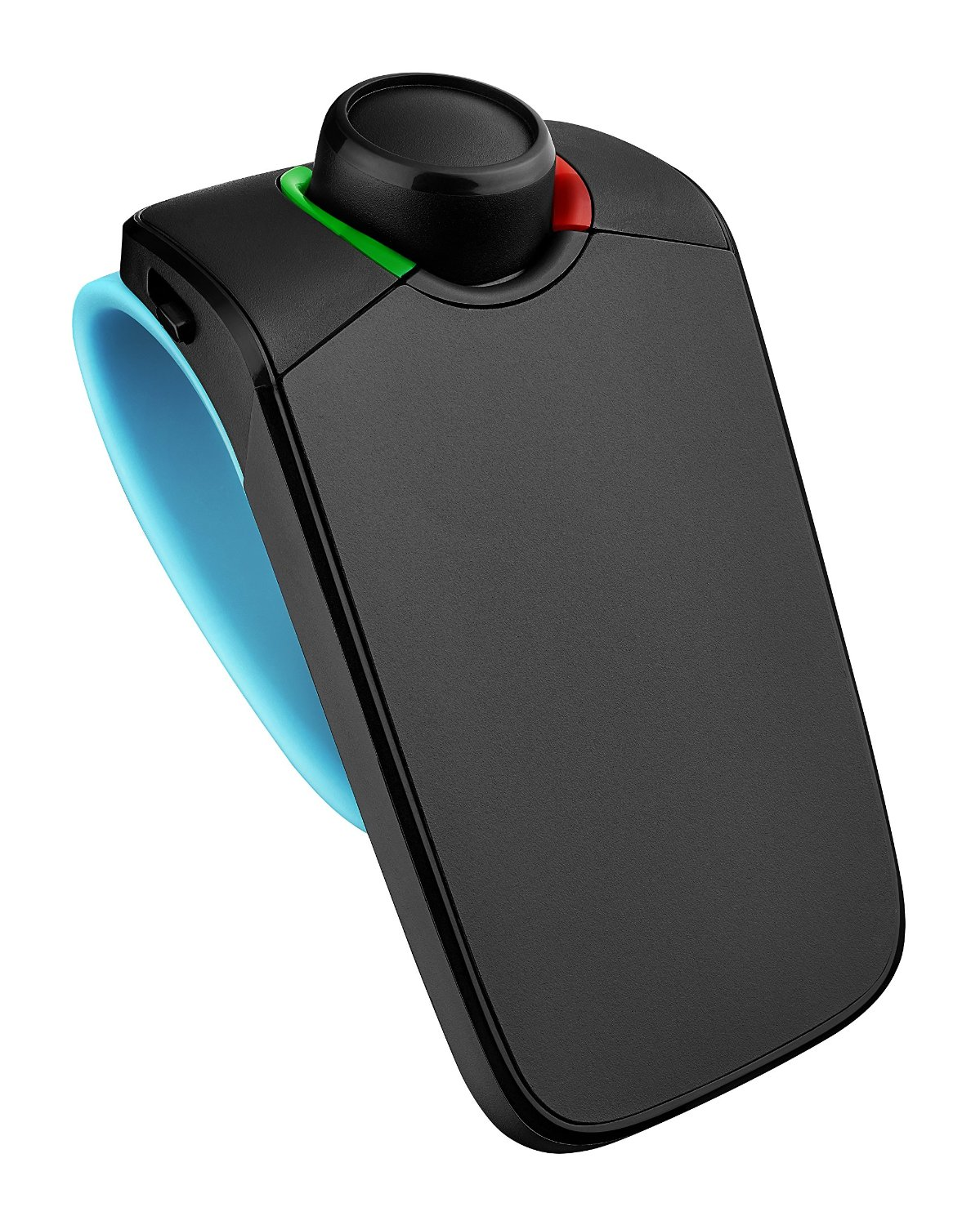 Parrot Minikit Neo 2 HD - Voice controlled portable Bluetooth hands-free kit with HD Voice, Blue