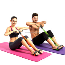 Taille body tummy trimmer been stap fitness uitoefenaar pull up <span class=keywords><strong>weerstand</strong></span> bands