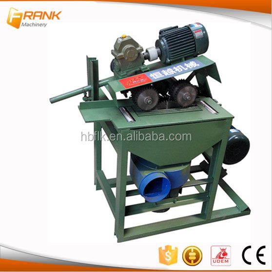 Mini good quality timber woodworking multi blades rip saw machine