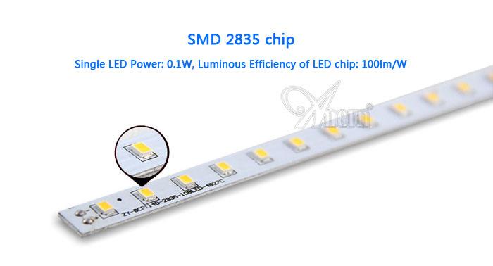 Smd2835 Chip Aluminum 18w Led Tube Light Circuit Diagram