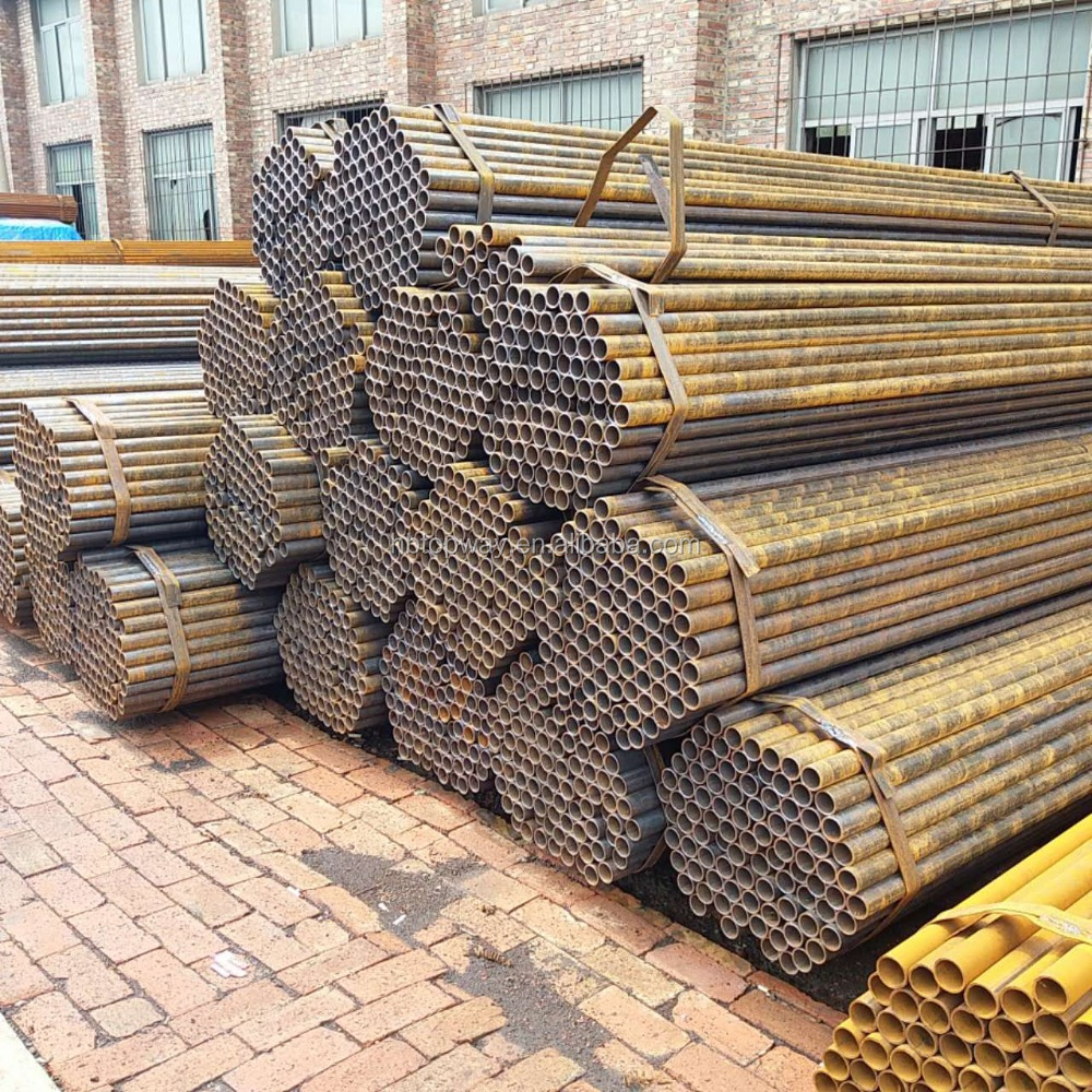 China Seamless Steel Conduit Electrical Wire Mainland Cable Conduits Manufacturers And Suppliers On