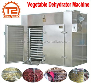 Trays Type Vegetable Dehydration Room