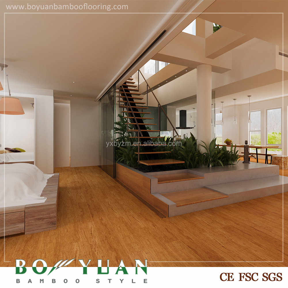 100% nature Bamboo flooring patterns new product for indoor