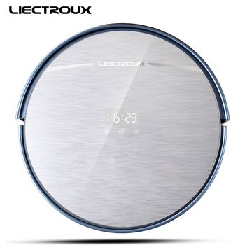 LIECTROUX x5s robotic floor cleaner, large capacity water tank