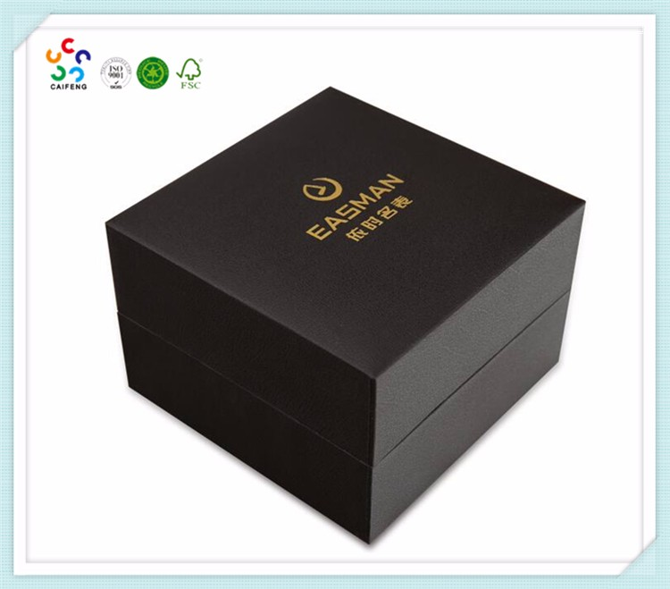 Custom Made Higher Quality Fashionable specialty paper Watch Box