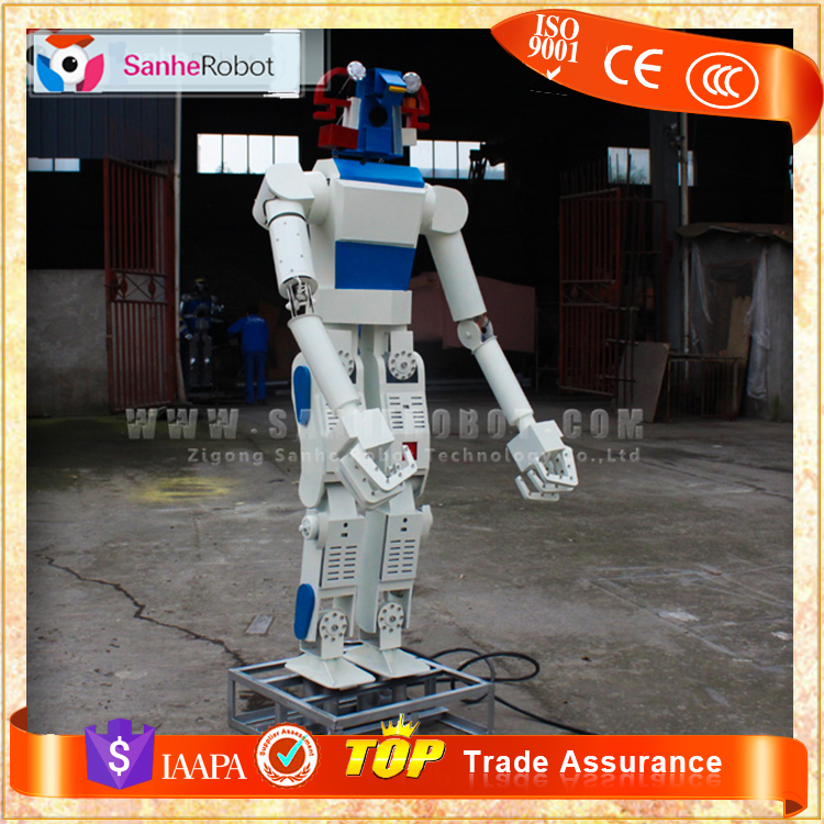 Full Size Programmable Humanoid Champion Robot