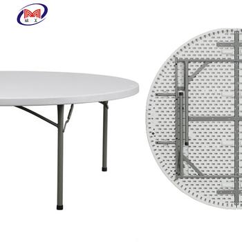 Tavoli Da Pranzo Grandi Dimensioni.Peso Leggero In Plastica Di Grandi Dimensioni Pieghevole Tavolo Da