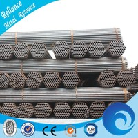 COMPETITIVE WELDED MILD ROUND STEEL TUBE