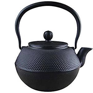 Domestic iron kettle fashionable Arale cast iron Southern Iron iron kettle kettle direct fire ih corresponding 1.2L IPC006