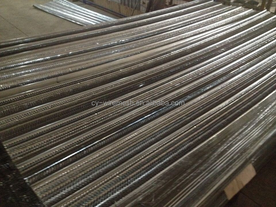 High rib lath/Rib Lath formwork mesh/How to installation Rib Lath