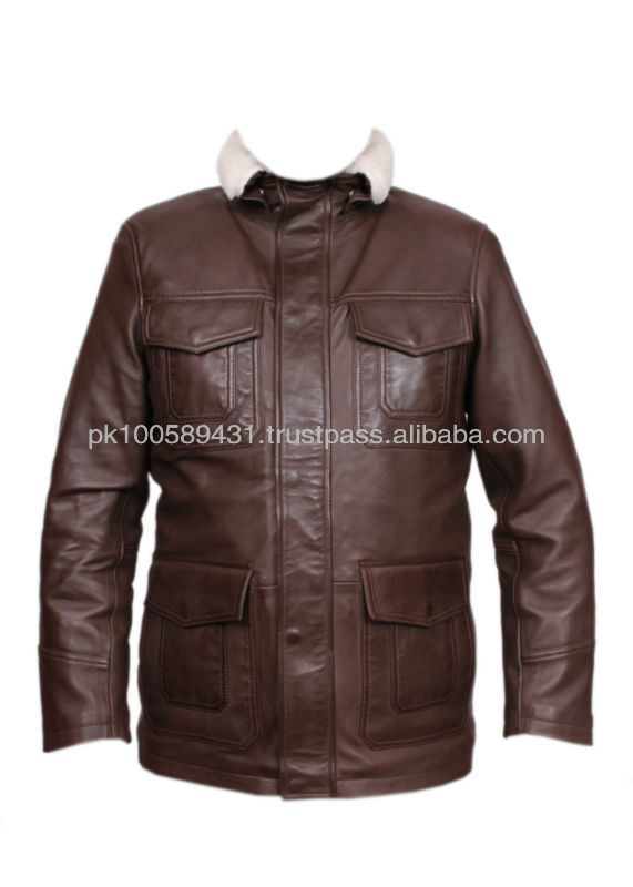 Leather Fasion Jacket / Leather Fashion Jacket in Sialkot / Leather Garments