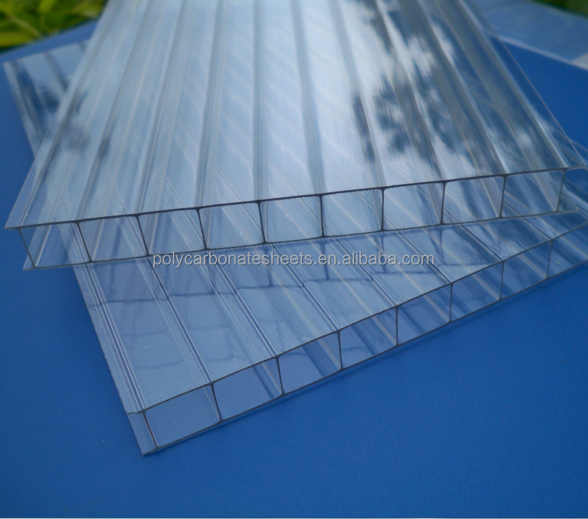 Lexan Virgin Material Polycarbonate Roofing Sheet for Greenhouse Canopy Awning