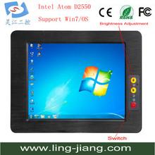 17 inch Industrial Grade Tablet PC PPC-170C