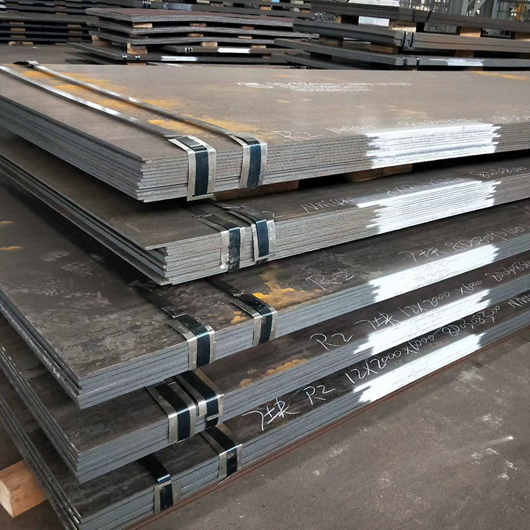 Hot Rolled Carbon Steel Plates Hrc Corten Steel Sheet For Bolted