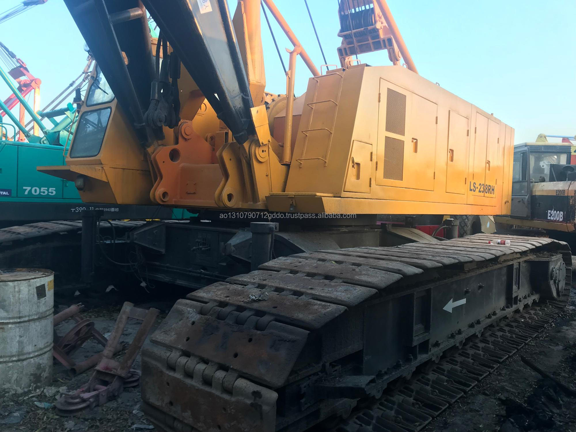 Used SUMITOMO LS 238 Truck Crane for Sale, Used Truck Crane SUMITOMO LS 238 from Japan