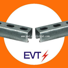 UL Standard Galvanized Steel U Struct Channel