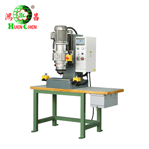 Professional Manufacturer HC-OR12T Digital Pneumatic Radial Riveting Machine