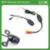 wireless car rearview camera system GPS Car back up video mini camera (XY-1618)