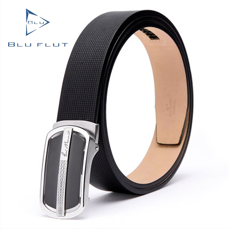Competent Hongmioo Mens Belts Luxury High Quality Automatic Buckle Belt Designer Leather Belt Men Casual Strap With Brown Color Wholesale Men's Belts