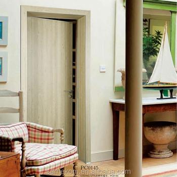 Attractive Innen Moderne Tür, Wohnung Brandschutztür, Innen Melamin Tür